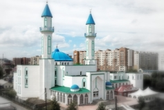 Время намаза в Омске