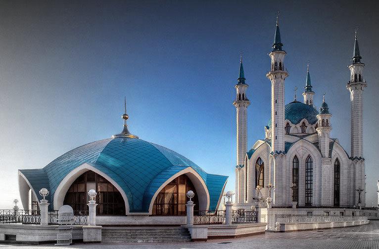 Мечеть Кул Шариф: история и обзор