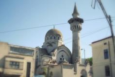 Мечеть Махмуда в Констанце (Румыния): город, как на ладони