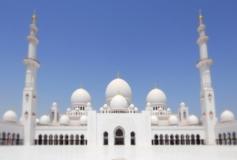 Белоснежная мечеть шейха Зайда
