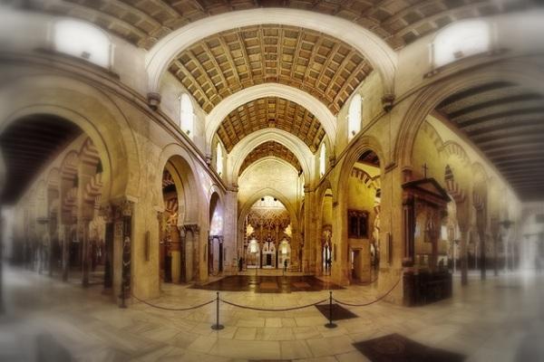 Мескита - Мечеть в Кордове, Испания