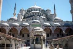 Голубая мечеть в Стамбуле никого не оставит равнодушным