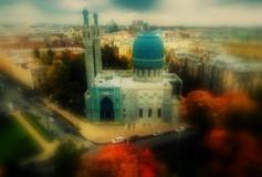 Соборная мечеть в Санкт-Петербурге: шедевр зодчества в Северной столице