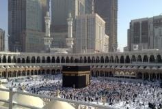 Кааба в Мекке: святыня святынь ислама (Мекка, Саудовская Аравия)